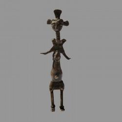 Bronze Ijo de fécondité