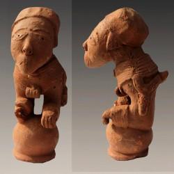Statuette en terre cuite dite Nok