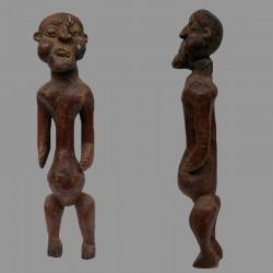 Statuette Tikar ancienne protection