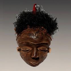 Masque Pende Mbuya masque africain
