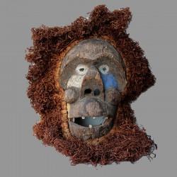 Masque Bulu du Cameroun