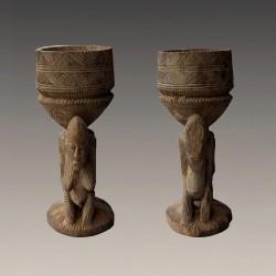 Pot a offrandes Dogon ancien