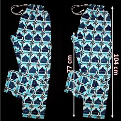 Pantalon africain taille S/M artisanat Senegal