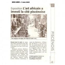 Midi Libre du 7 mars 2009