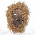 Masque Bali Ndaka ITURI ancien