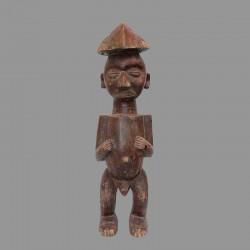 Statuette Suku figure ancetre protecteur