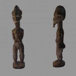 Petite statuette Baoule Ancetre africain