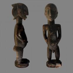 Figure d Ancetre Luba Hemba Statuette ancienne