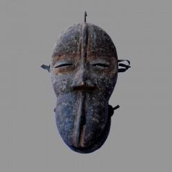 Masque Dan singe en bois