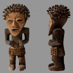 Statuette Mambila tadep du Cameroun