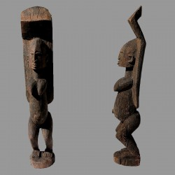 Statuette Dogon ancienne influence Tellem