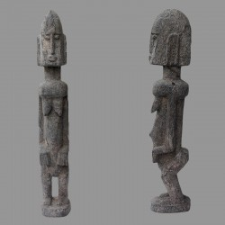 Statuette africaine fecondite Dogon ancienne