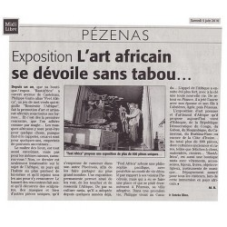 Article du 5 juin 2010 Midi Libre