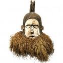 Masque-heaume Nemba des Ba-Suku