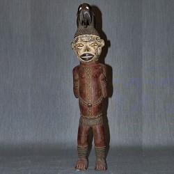 Statuette Kuyu en figure d'ancêtre