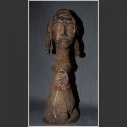 Ancienne statuette fétiche de fécondité