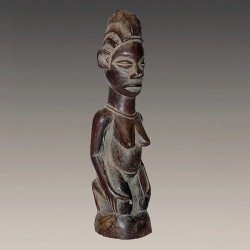 Statuette protectrice Yaka