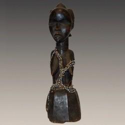 Statuette de fécondité Dan Yacouba