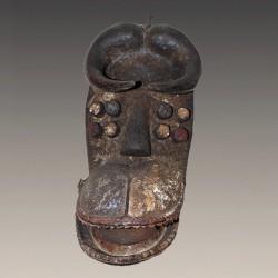 Masque composite Baoulé articulé