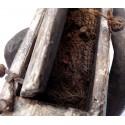 Belle statuette ancienne reliquaire M'Bété ou Ambété