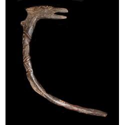 Bâton de danse Dogon ancien