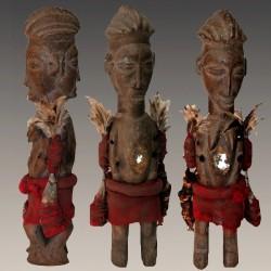 Statuette protectrice Suku Yaka