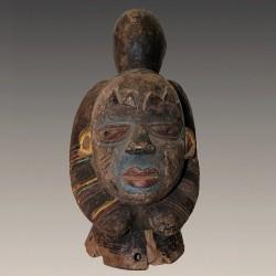 Ancien cimier Yoruba